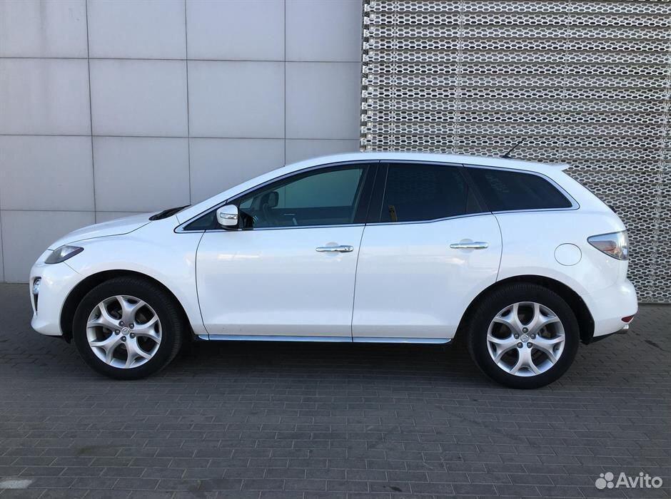 Mazda CX-7, 2010  88633330423 купить 8