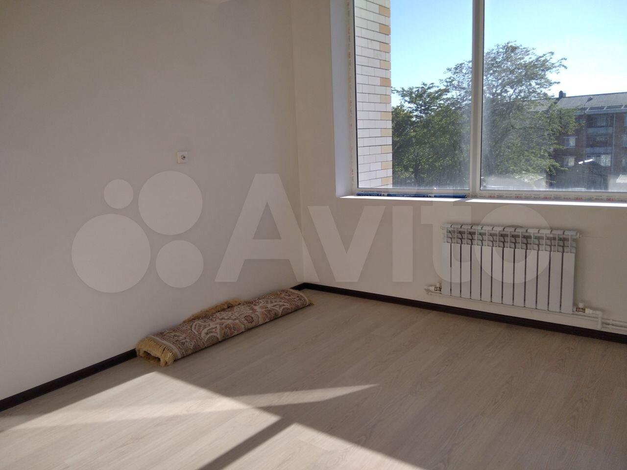 1-room apartment, 35 m2, 2/2 floor.