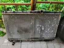 Радиатор охлаждения Chevrolet Lacetti