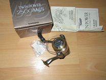 Катушка Shimano Twin Power 2500 MgS