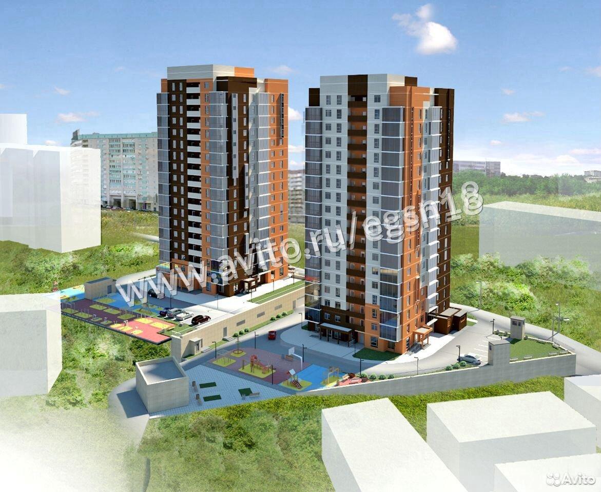 2-к квартира, 57 м², 16/17 эт.  89124433636 купить 5