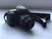 Фотоаппарат Sony Alpha dslr- A450