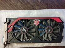 Видеокарта Radeon Msi R9 270x Gaming 2Gb