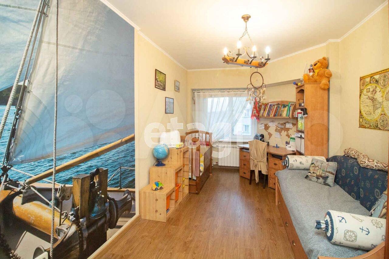 2-к квартира, 70 м², 8/20 эт.  89832204753 купить 4