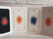 Новые iPhone 5S-16GB/5SE-16/64GB