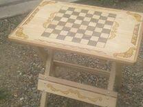 Продаю стол раскладной выполнчю любые столярные ра — Мебель и интерьер в Великовечном