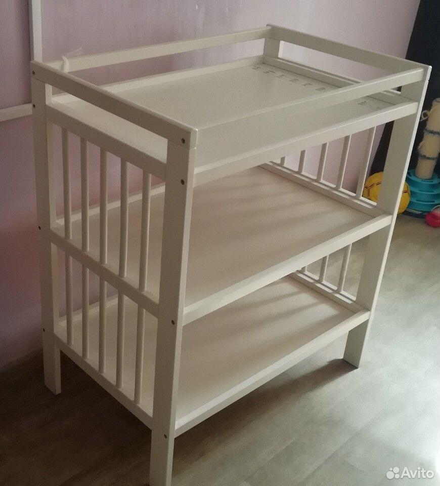 Столик пеленальный, этажерка  89029849600 купить 1