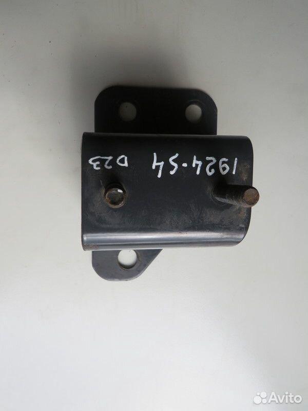 88005509638  Кронштейн прокладки электропроводки по раме Scania